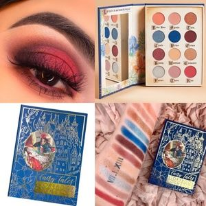 NEW IN BOX Storybook Cosmetics Briar Rose Palette